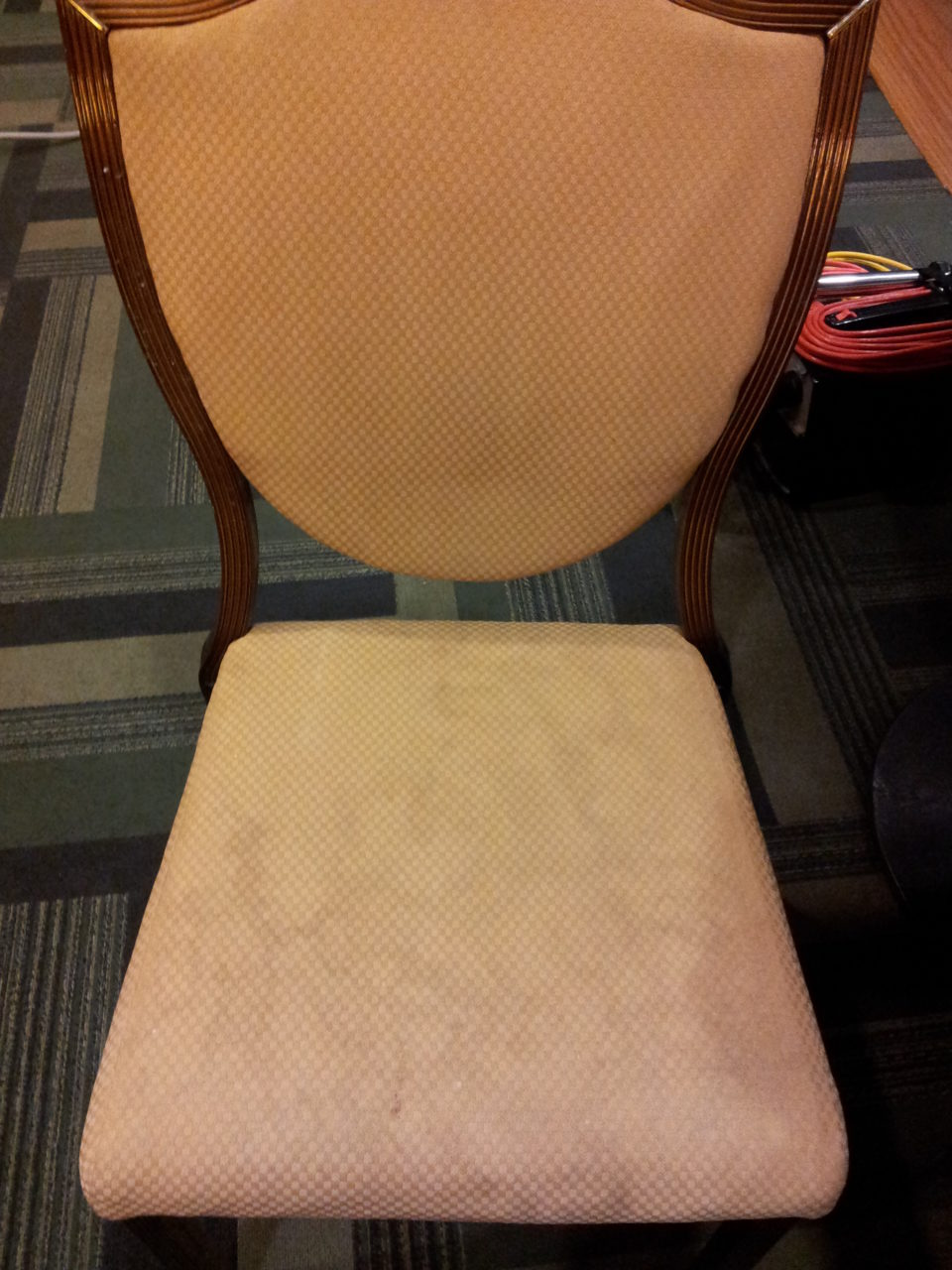 Seat Before Before & after photos